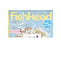 WILSHI THE PROPOSAL RING FEATURED IN FISHHEAD MAGAZINE - FASHION ON TREND