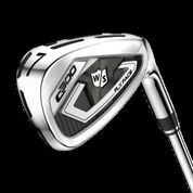 Wilson C300 Steel Shaft Iron