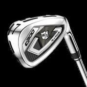 Wilson C300 Steel Shaft Iron