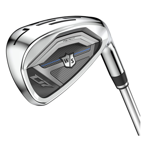 Wilson D7 Graphite Shafted Iron