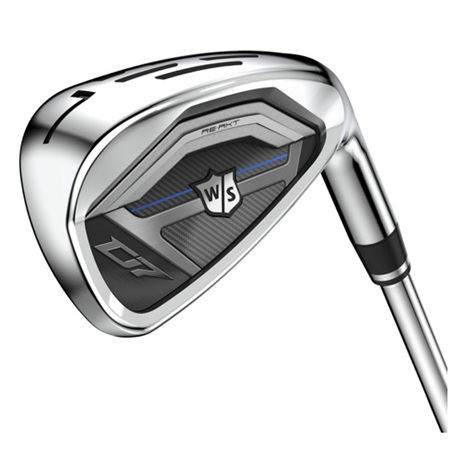Wilson D7 Steel Shafted Iron