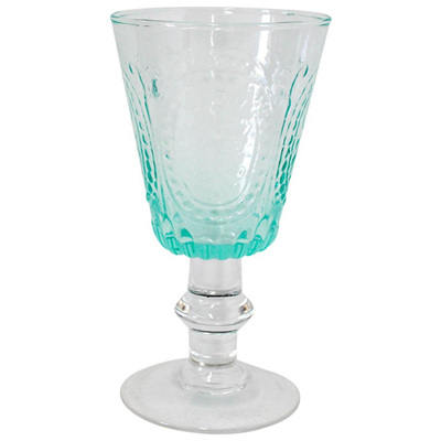 Wine Glass Capri Aqua
