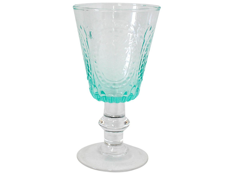 Wine Glass Capri Aqua