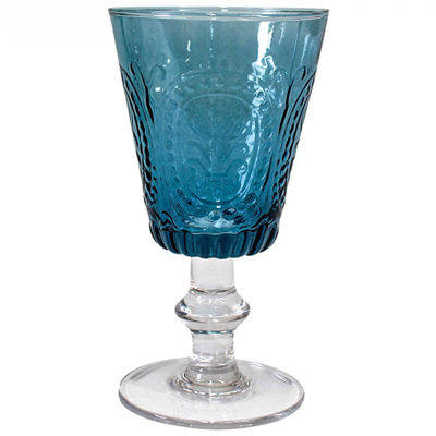 Wine Glass Capri Sapphire