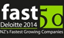 WINNERS OF THE DELOITTE FAST 50 AWARD FOR THE FASTEST GROWING MANUFACTURER
