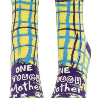 Womens Ankle Socks - One Tough Mother