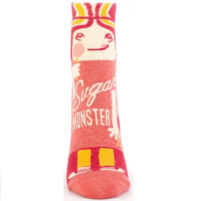 Women's Ankle Socks - Sugar Monster