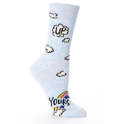 Women's Sock - Up Yours