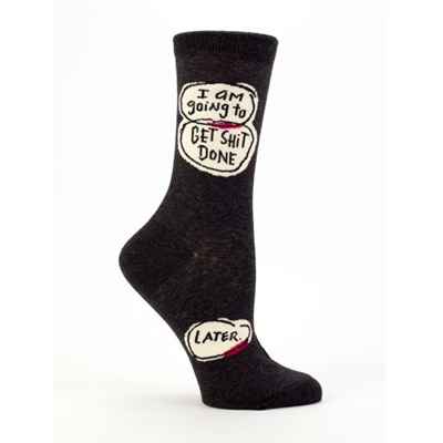 Women's Socks - Get Shit Done