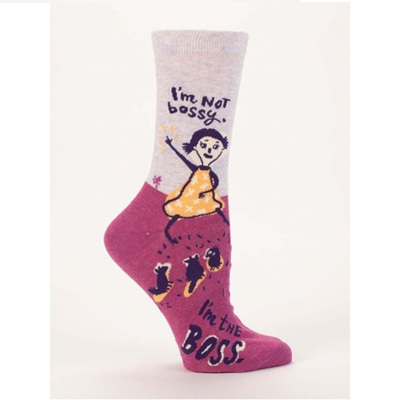 Women's Socks - Im Not Bossy