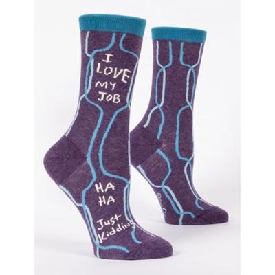 Women's Socks - Love My Job