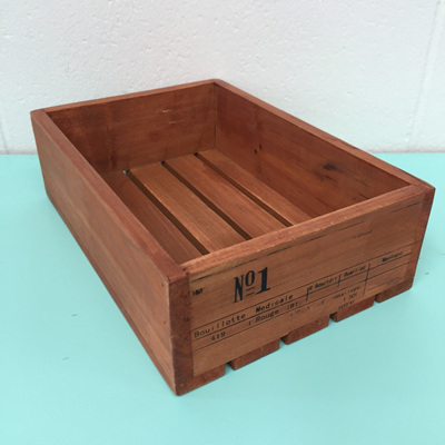 Wood Tray No.1 Small