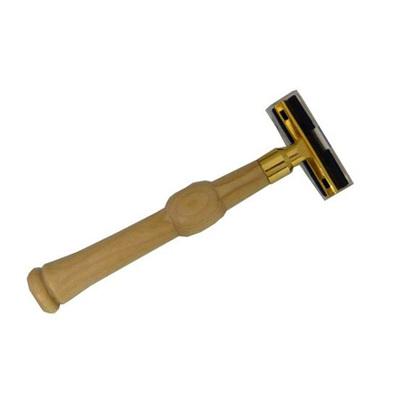 Wooden Shaving Razor - Natural
