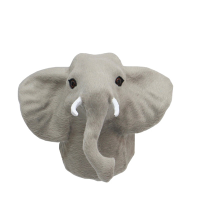 Woodland Elephant Head