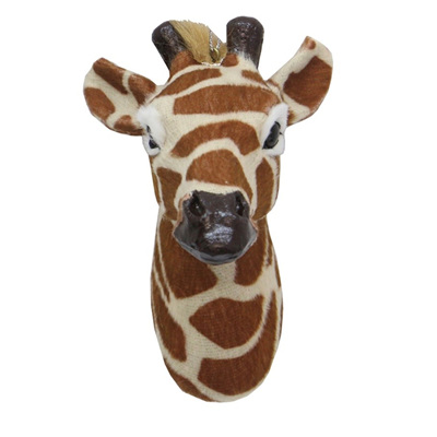 Woodland Giraffe Head