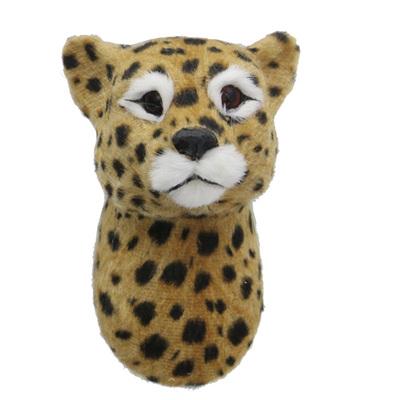 Woodland Leopard Head