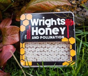 WRIGHTS HONEYCOMB MANUKA SMALL 120G