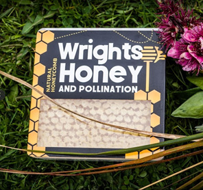 WRIGHTS HONEYCOMB SMALL 120G