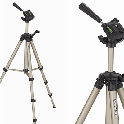 WT3170 LIGHWEIGHT PORTABLE ALUMINIUM TRIPOD