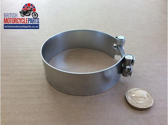 WW61110 70-75mm Ring Compressor - Universal - British Motorcycle Parts Ltd - NZ