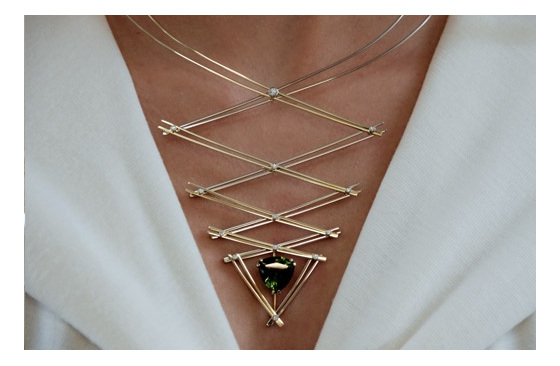 X-tension award winning necklace