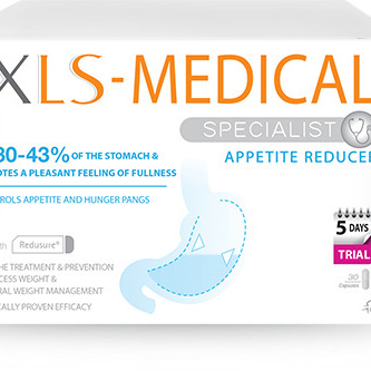 XLS Medical Appetite Reducer 60Caps