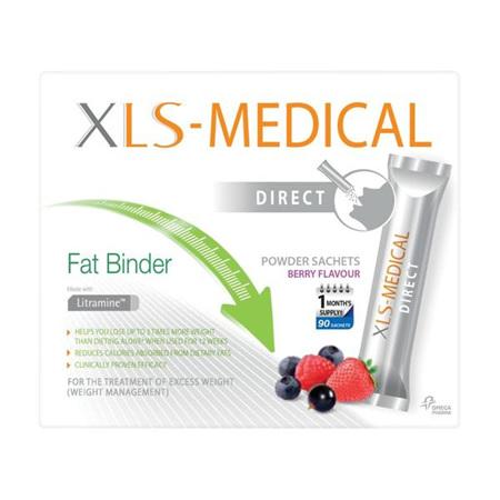 XLS-Medical Fat Binder 90 Sachets