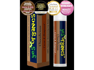 Yes Organics Chocolicious Lip Balm