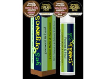 Yes Organics Prevent and Heal Lip Balm