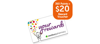 Your Rewards at Westbury Pharmacy