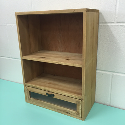 Zakka Display Shelf & Drawer