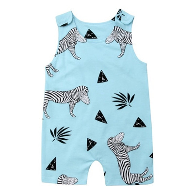 Zebra Life Summer Suit