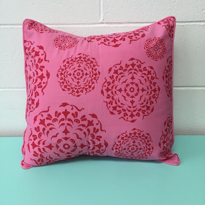 Zen Cushion Stamp - Pink/Red