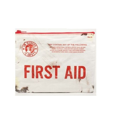 Zipper Pouch - First Aid