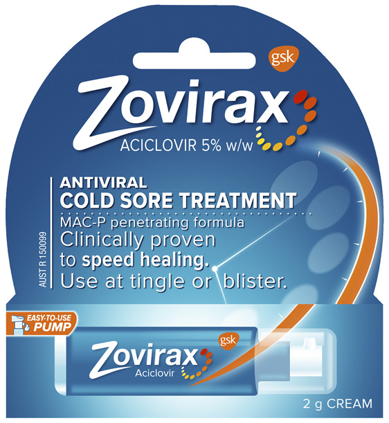 Zovirax Pump Pack