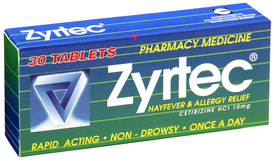 Zyrtec Tablets 30